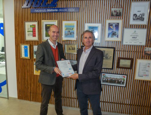 Industrias Dolz obtains the ISO 14001: 2015 Environmental Management System certification