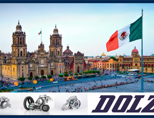 Industrias Dolz opens a new delegation in Mexico.