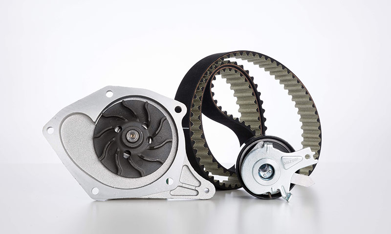 timing belt kit replacement