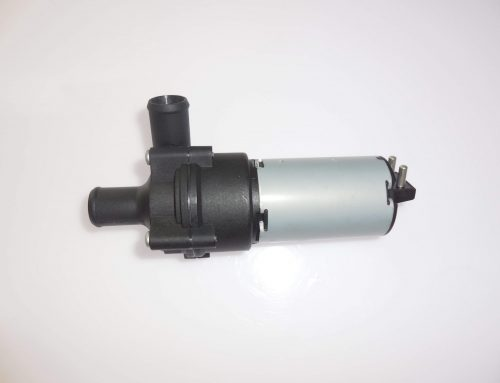 Characteristics and Benefits of an automotive electric water pump