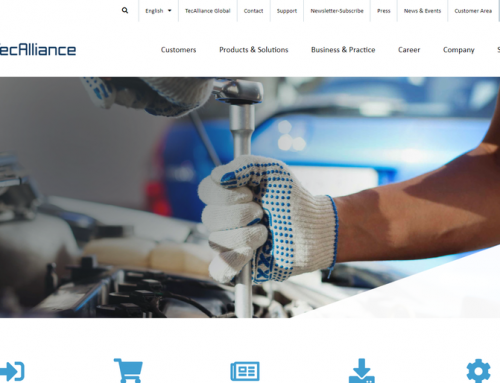 How to use TecAlliance to find Dolz products