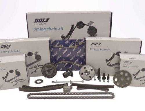 Industrias Dolz launches its new range of Timing Chain Kits