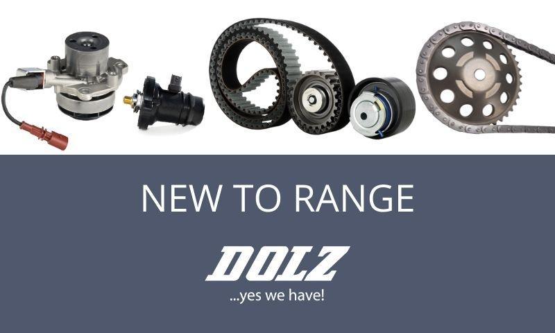 New aftermarket car parts