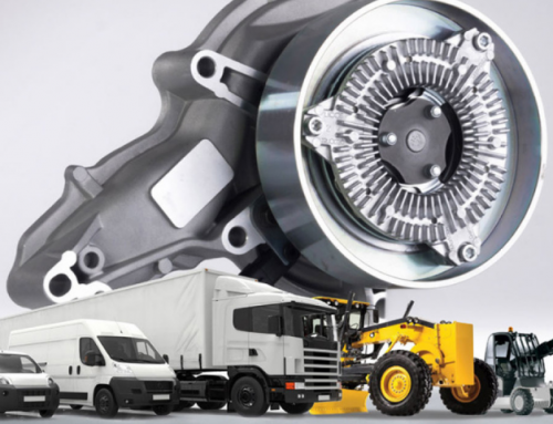 Discover Dolz water pumps, also for industrial vehicles