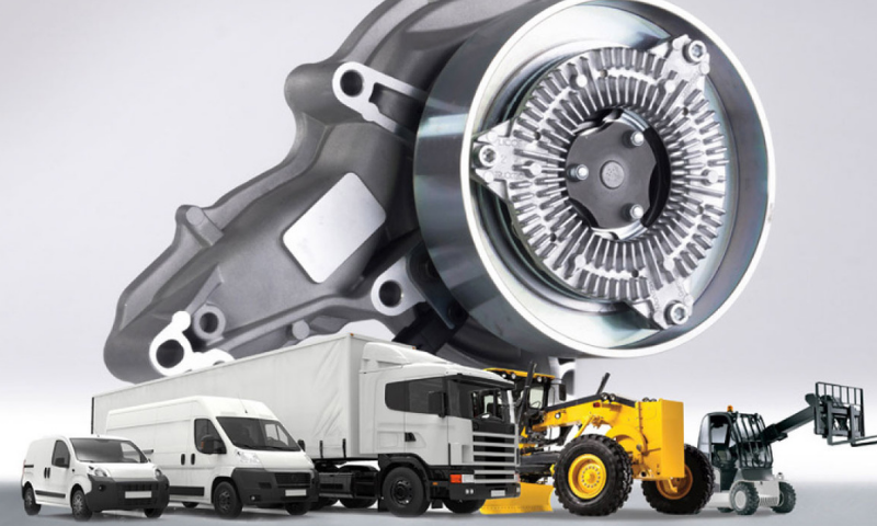 industrial vehicles