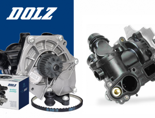 Water pumps with & without Back Housing