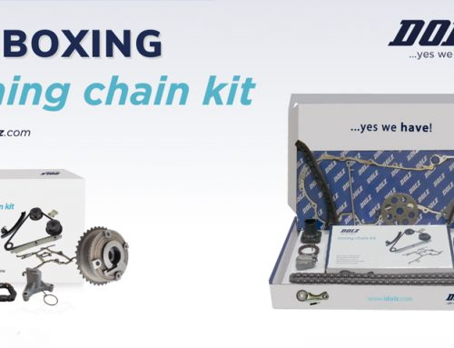 Official unboxing of the new Dolz's Timing Chain Kits